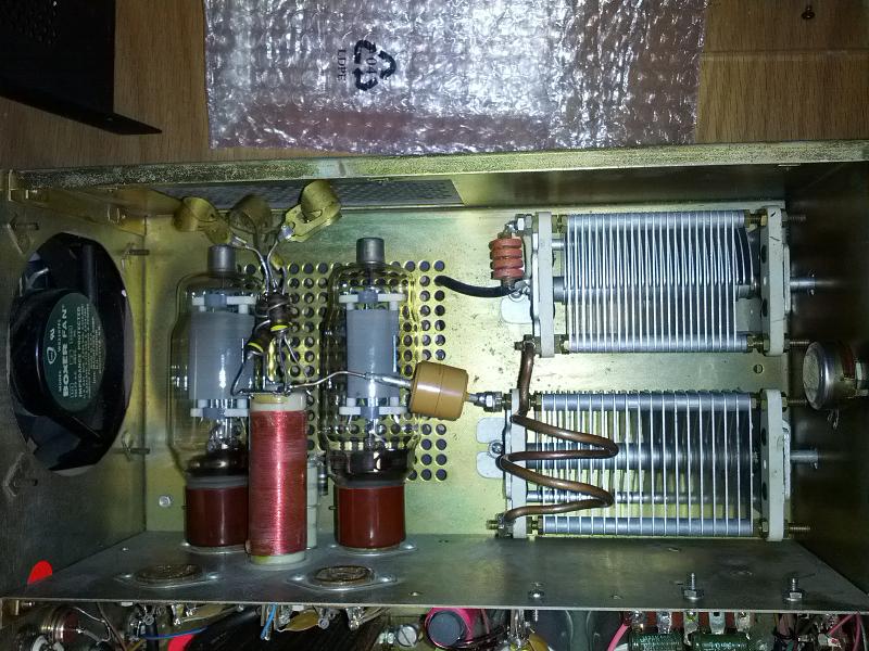 Kd4e Dentron Clipperton L Restoration Amp Modification
